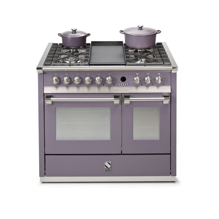 21 best Steel Cucine Le Creuset Range Cooker Collection images on ...