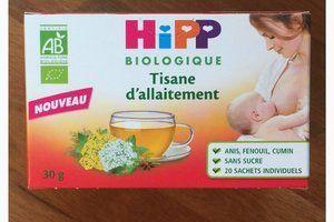 Tisane d'allaitement Hipp Biologique