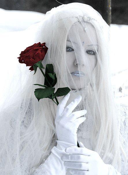 white gothic