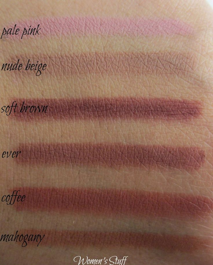 The 25+ best Nyx lip liner swatches ideas on Pinterest ...