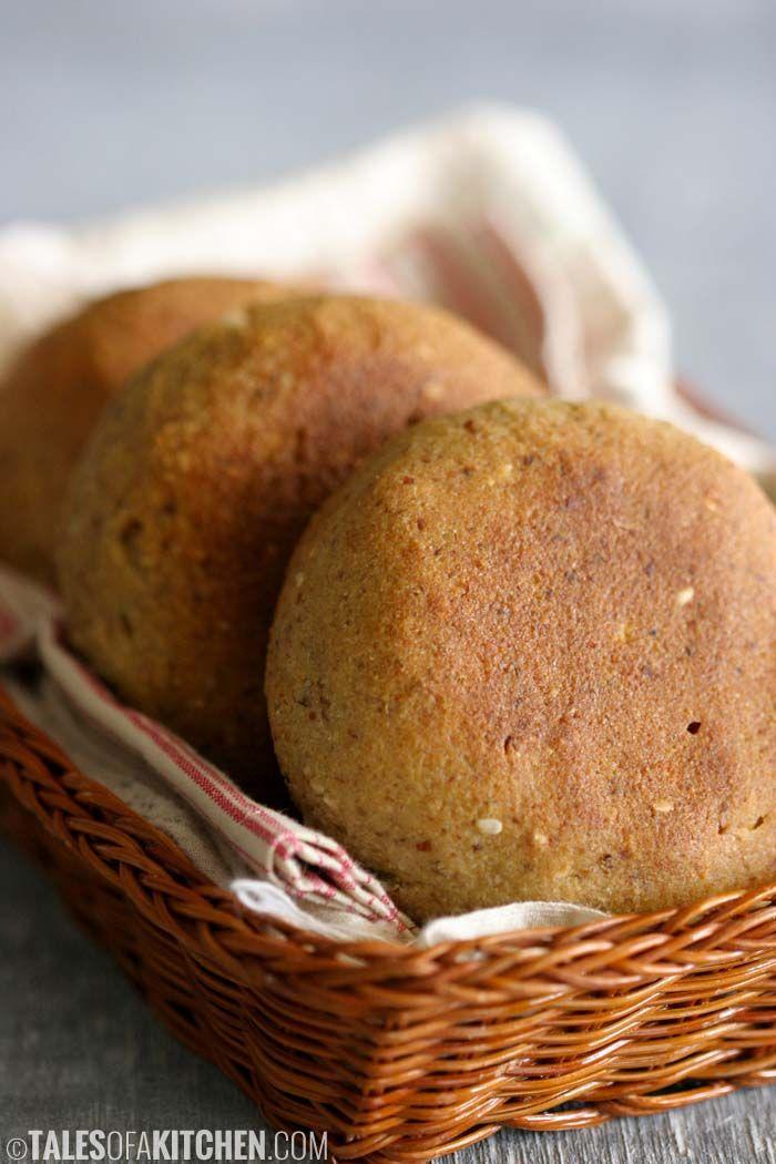 quinoa bread buns
