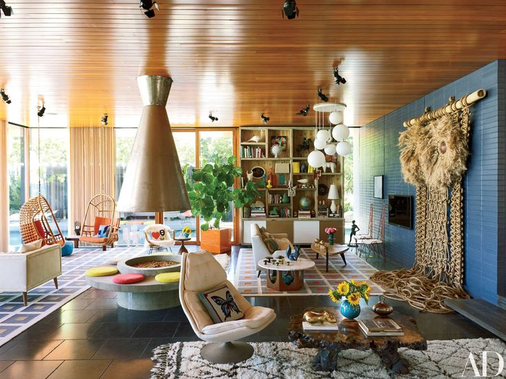 Jonathan Adler And Simon Doonanu0027s A Frame Cabin On Shelter Island
