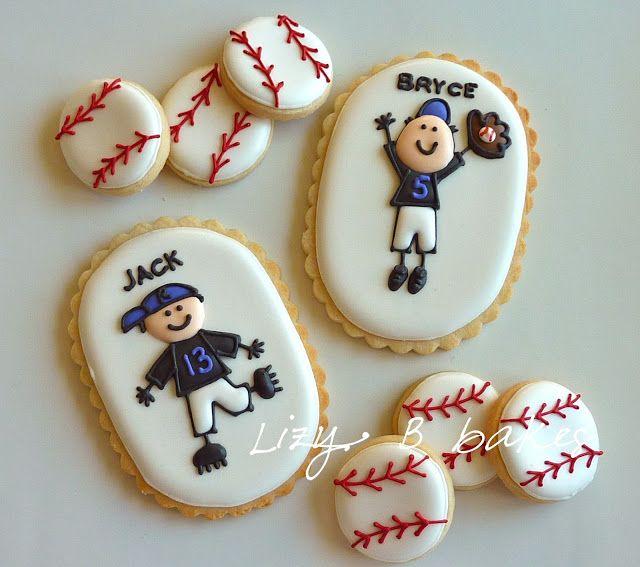 25+ Best Ideas About Baseball Cookies On Pinterest