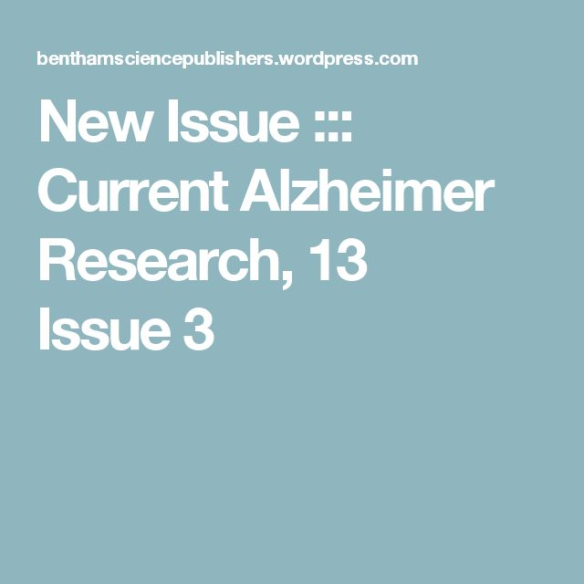 Alzheimer's / Dementia News from Medical News Today
