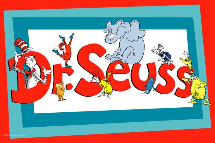 I love Dr. Seuss books