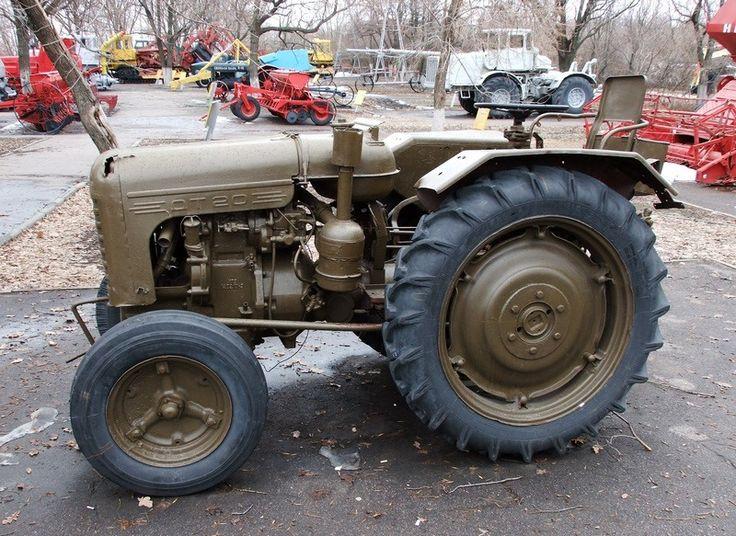 трактор - ХТЗ - ДТ20