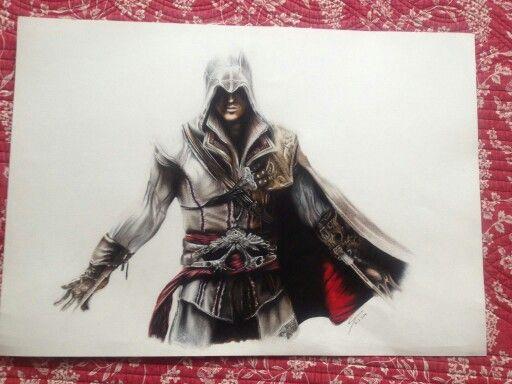 Ezio Audiotore de la Firenze Asssassin's creed