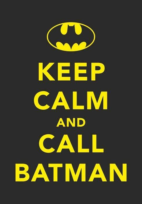 Words To Live By: Keep Calm and Embrace Your Inner Geek