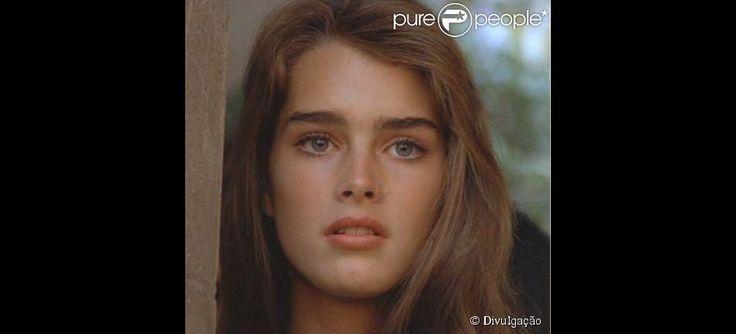 Brooke Shields tinha 16 anos quando atuou no filme 'Amor Sem Fim' (1981) após deixar o público dos cinemas tonto com sua beleza exibida em 'A Lagoa Azul' um ano antes
