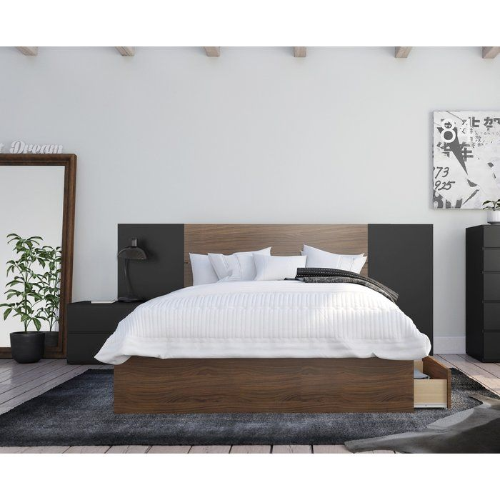Porrima Platform2 Piece Bedroom Set Country Bedroom Furniture