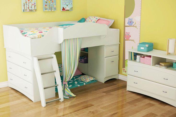 kids loft bed plans kids rooms pinterest. Black Bedroom Furniture Sets. Home Design Ideas