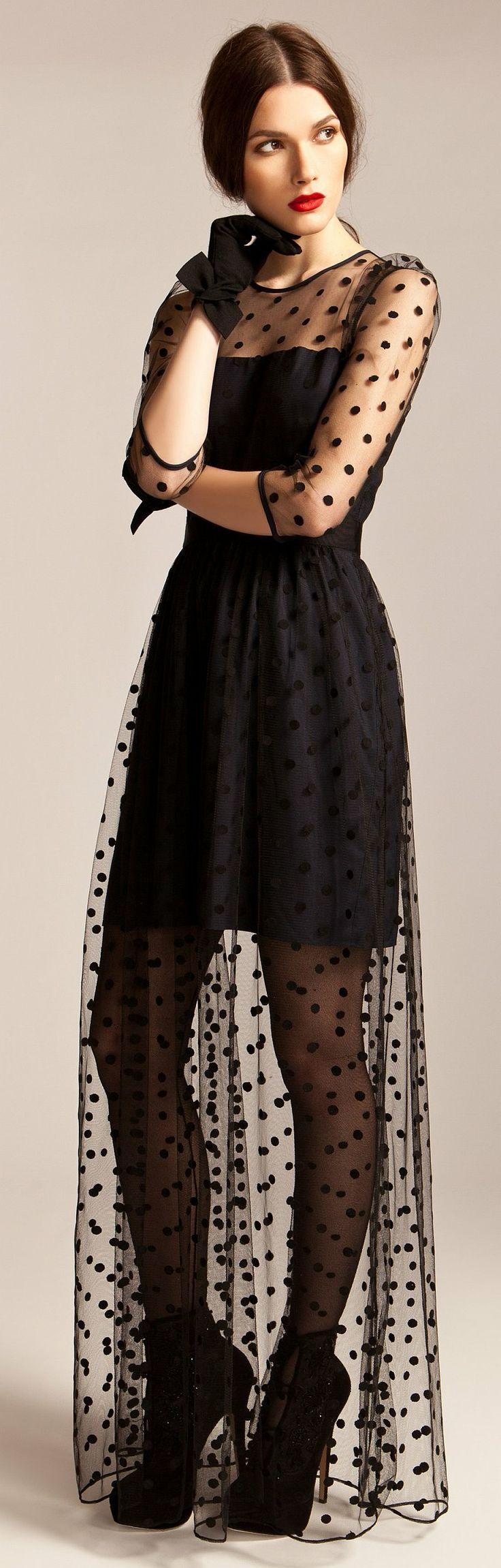 Polka Dot Dresses – Cuteness Overload | http://hercanvas.com/polka-dot-dresses-cuteness-overload/