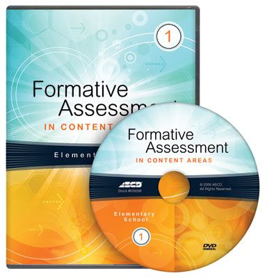 Formative Assessment in Content Areas: Elementary DVD