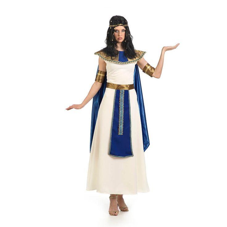 Disfraz clásico de egipcia para mujer | Comprar