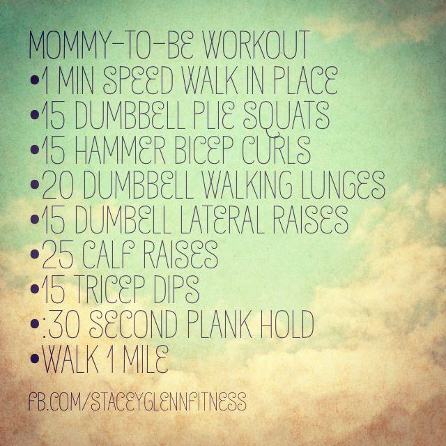 Pregnancy Workouts #fitpregnancy