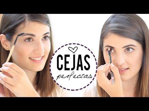 Consejos y trucos para unas cejas perfectas by Secretos de Chicas de Patry Jordan #maquillaje #trucos