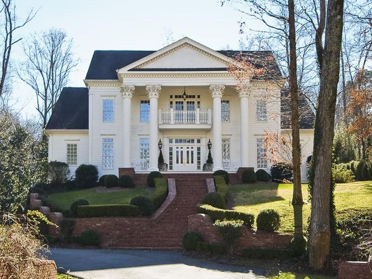 168 Best HOME Plantations Southern Homes Images On