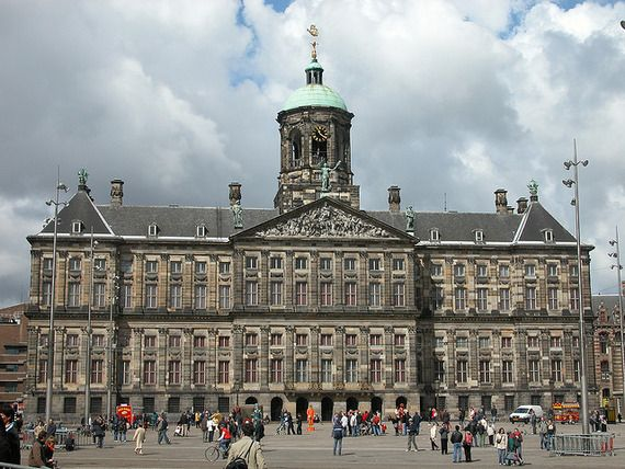 Discover how it is to live like a royal by visiting the Palace on Dam Square.
