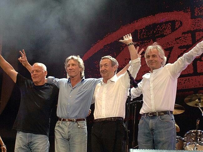 #PINKFLOYD Pink Floyd's founding members are adamant there's little chance, if any, of the band reuniting. #RogerWaters and #NickMason, who're both are 71, say there are differing attitudes about a reunion such a decision. However, Nick admits he could see himself, Roger, and #DaveGilmour doing something if another charitable event, like 2005's Live 8 concert, was organised. Posted on: Tuesday 5th May 2015, 12:15 PM Source: CI4TKS™ - The Ticket Search Engine! www.EntertaimmentNe.ws Author…