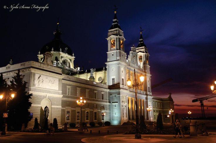Catedral de la Almudena de Madrid