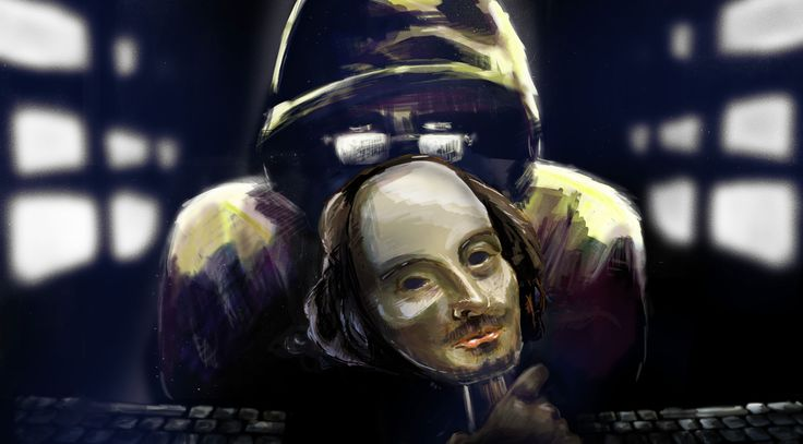 Unmasked: How Police Beat Shakespearean Cyber Thieves - Bloomberg Business