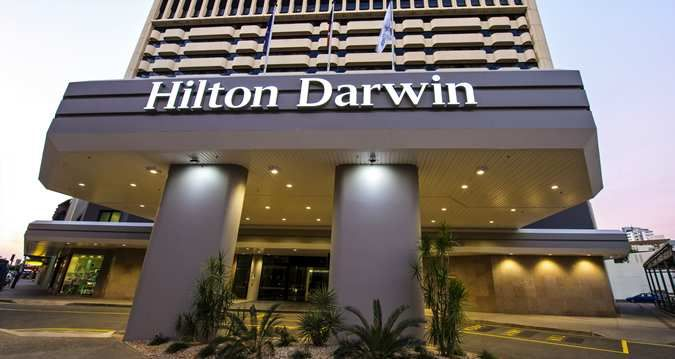 Hilton Darwin Hotel, Australia - top best hotels