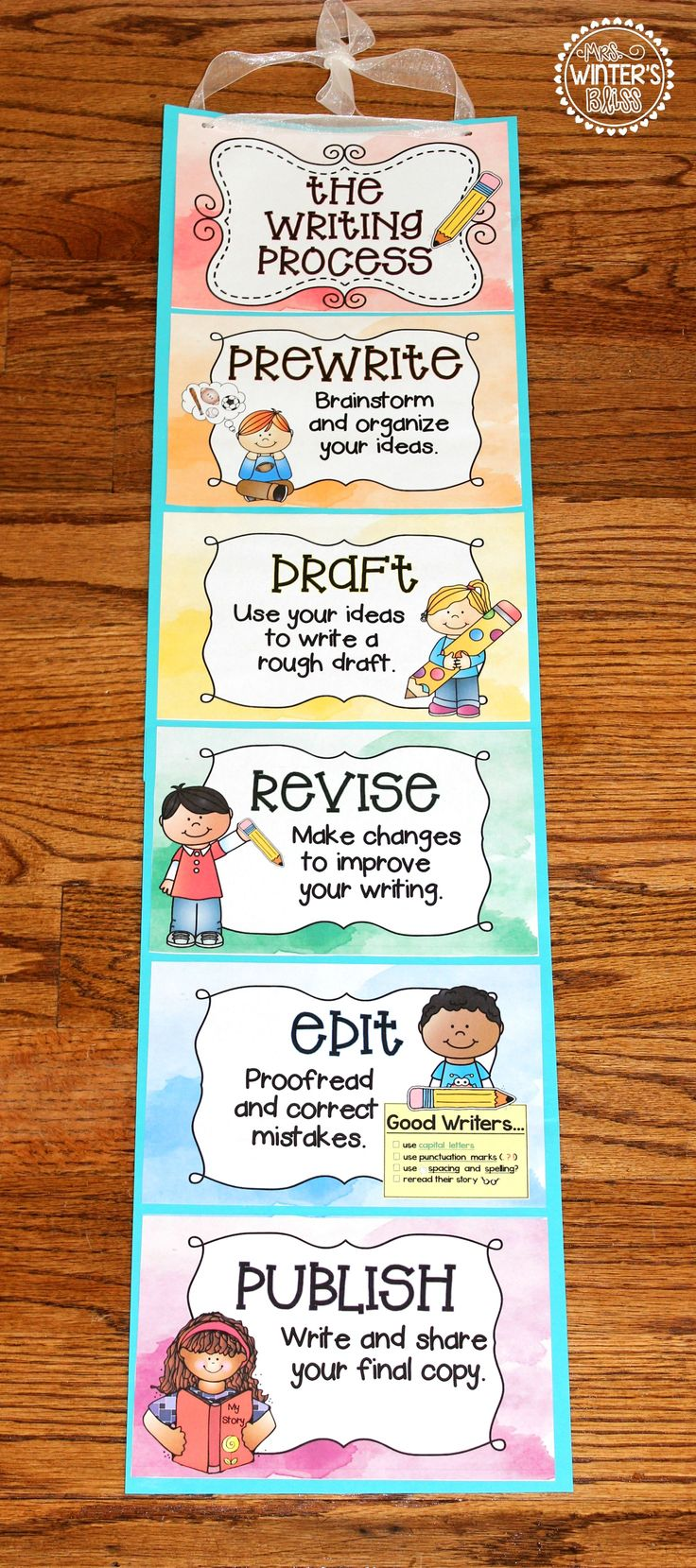 best ideas about writing process writing process the writing process these writing process printables can be used as an anchor chart