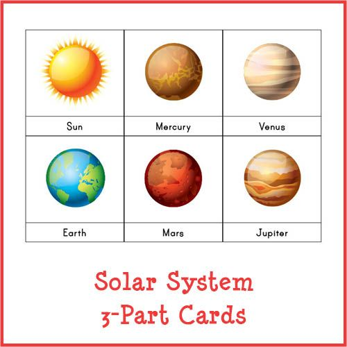 solar system fact cards - photo #30