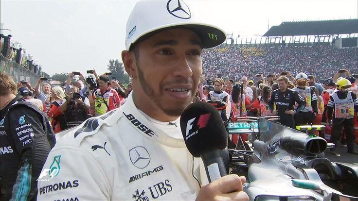 BREAKING NEWS: LEWIS HAMILTON WINS FOURTH F1 WORLD TITLE http://ift.tt/2zfnJ9q
