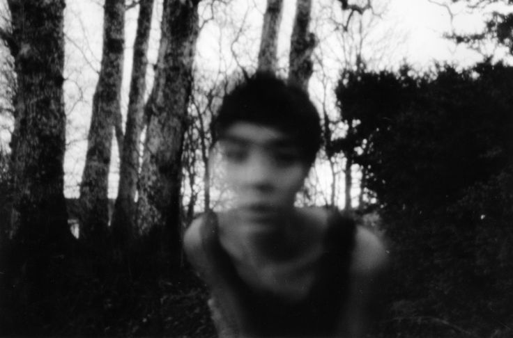 pinhole selvportrett i Månedens TrafoTalent August 2013 #trafo #talentofthemonth #young #artists #norway
