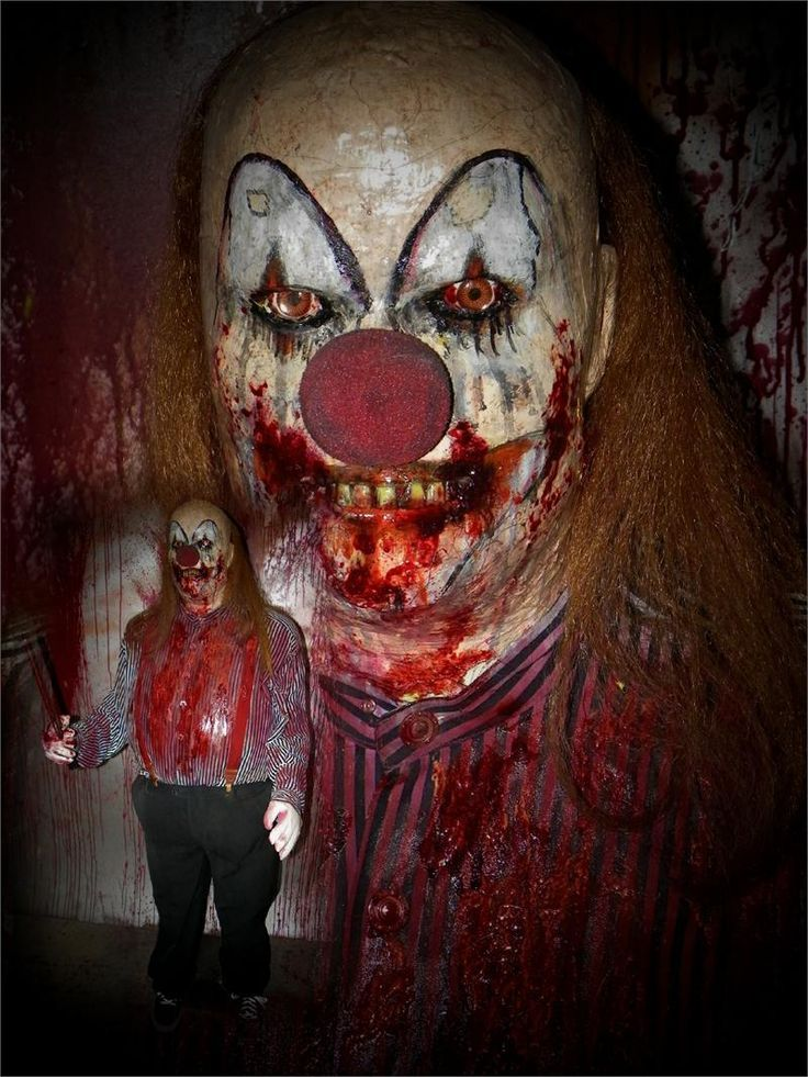 whose next you dont choose i do who will hear your screams clown facescreepy clownhalloween - Scary Clown Halloween Decorations