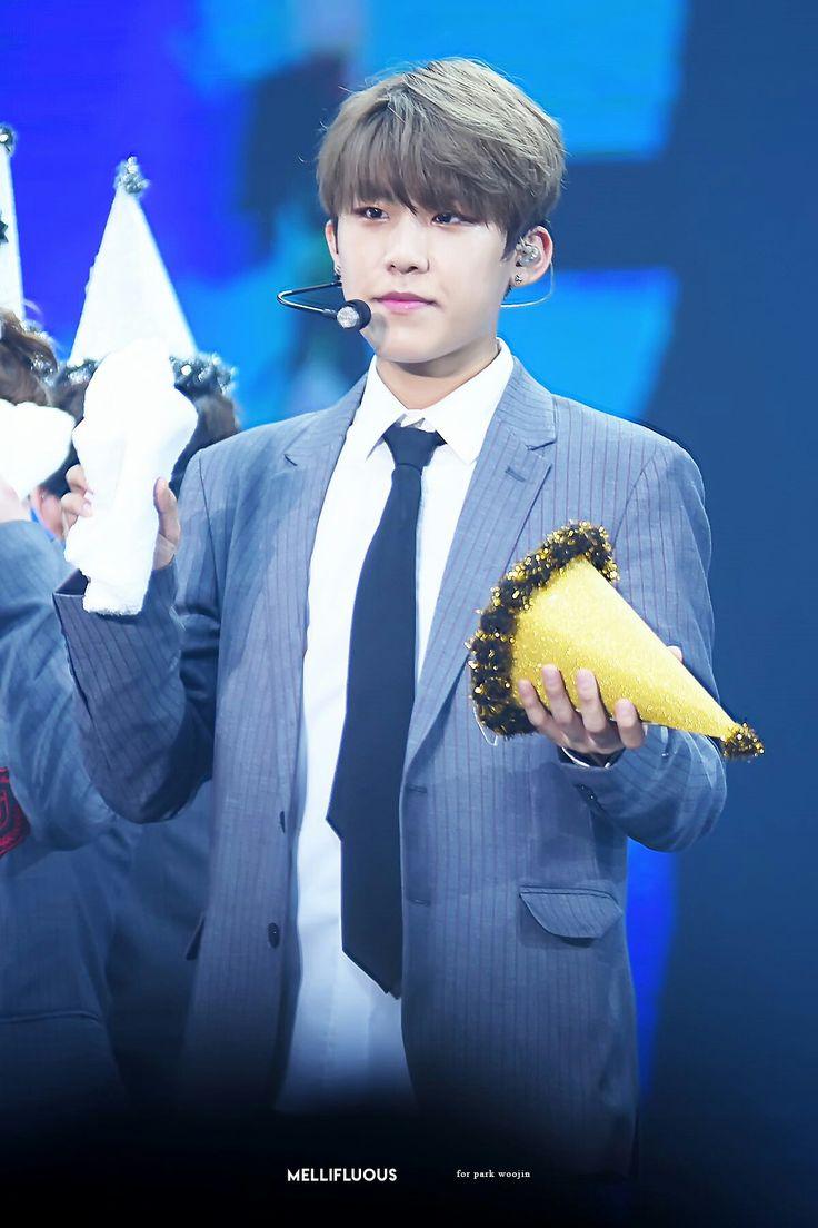 Park Woojin WANNA ONE