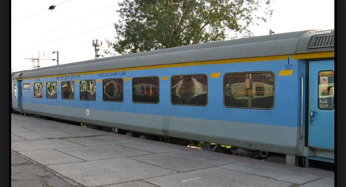 Shatabdi Express to Run in Assam from 30th April 2017