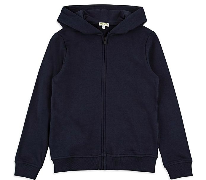 Base Childrenswear Introduces Kenzo for SS17 - Boys Large Logo Hoodie