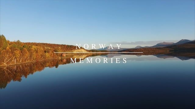 A short little edit of our recent Trip through Norway.   Music: Lord Huron - Lonesome Dreams