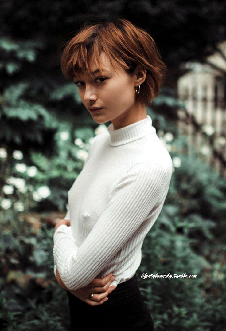 Pokies Pro Nipple Bralessness Fashion Beautiful