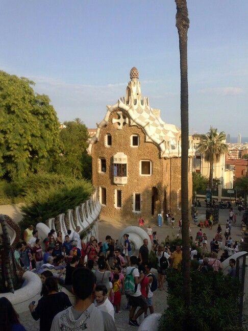 Gaudí's house