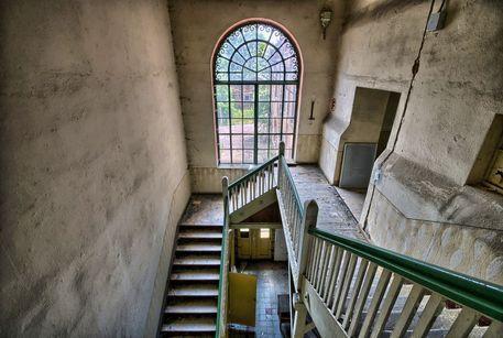 'Panorama Fenster' von Urban Pics bei artflakes.com als Poster oder Kunstdruck $16.63