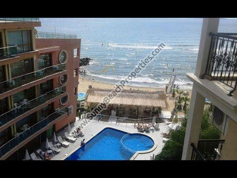 Продается двухкомнатная квартира люкс с видом на моря на пляжа Солнечный...