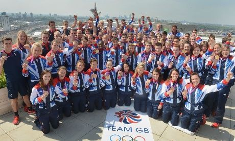 Team GB medallists, truly our greatest achievement as a nation.