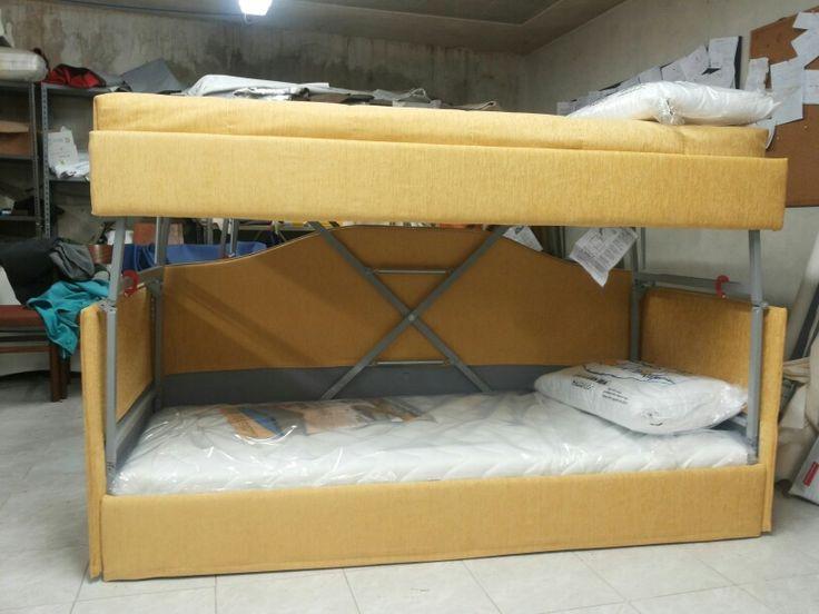 Pi di 25 fantastiche idee su divano letto a castello su - Trucchetti per durare di piu letto ...