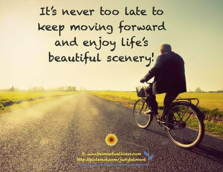 Lifes Scenery Inspirational Pinterest Quotes Life Quotes And