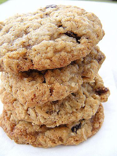 Day 5: Oatmeal Raisin Cookies | The Whimsical Cupcake