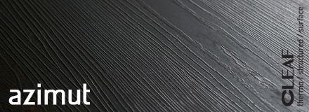 Struktura płyty Cleaf Azimut jest inspirowana żywą teksturą długowiecznego drzewa - Cedru, na którym czas pozostawił swój znak, niczym zmarszczki.  Długie słoje drewna poddane procesowi piaskowania powierzchni w połączeniu z głęboką strukturą są świadectwem minionych czasów przez co wnoszą do współczesnych wnętrz ciepło i kojącą atmosferę.To idealny produkt do zastosowań dekoracyjnych. Więcej: http://www.forner.pl/pl/cleaf-ares-struktura-z-kolekcji-forner-59-cleaf