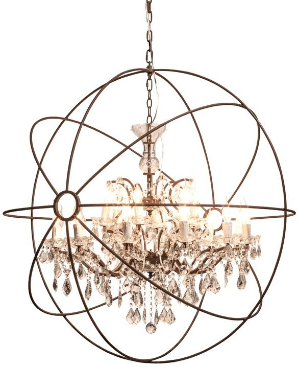 Gyro Chandelier – Medium