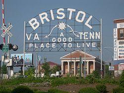 Bristol, Tennessee