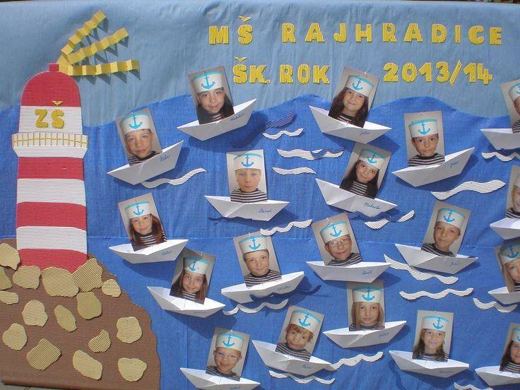 tablo námořníci