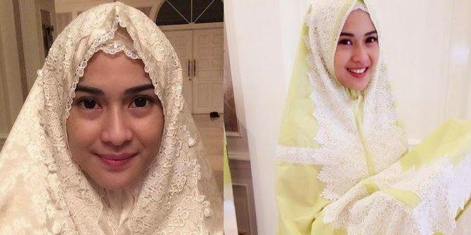 10 Artis Cantik Indonesia Yang Memutuskan Untuk Menjadi Mualaf