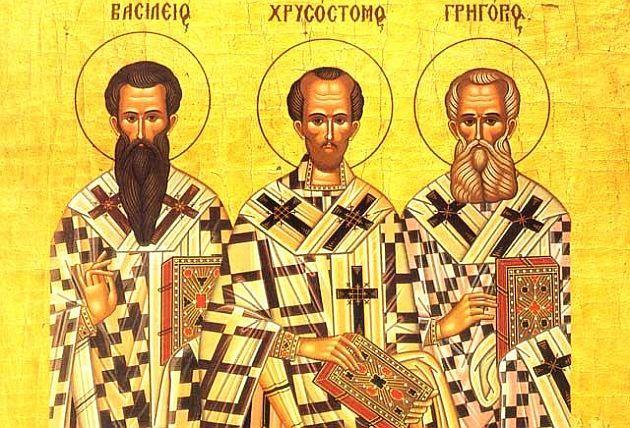 Acatistul Sfinților Trei Ierarhi: Vasile cel Mare, Grigorie Teologul și Ioan Gură de Aur | La Taifas
