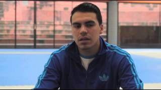 El campeón mundial de taekwondo, Uriel Adriano, cuenta lo que representó su triunfo en Puebla 2013.